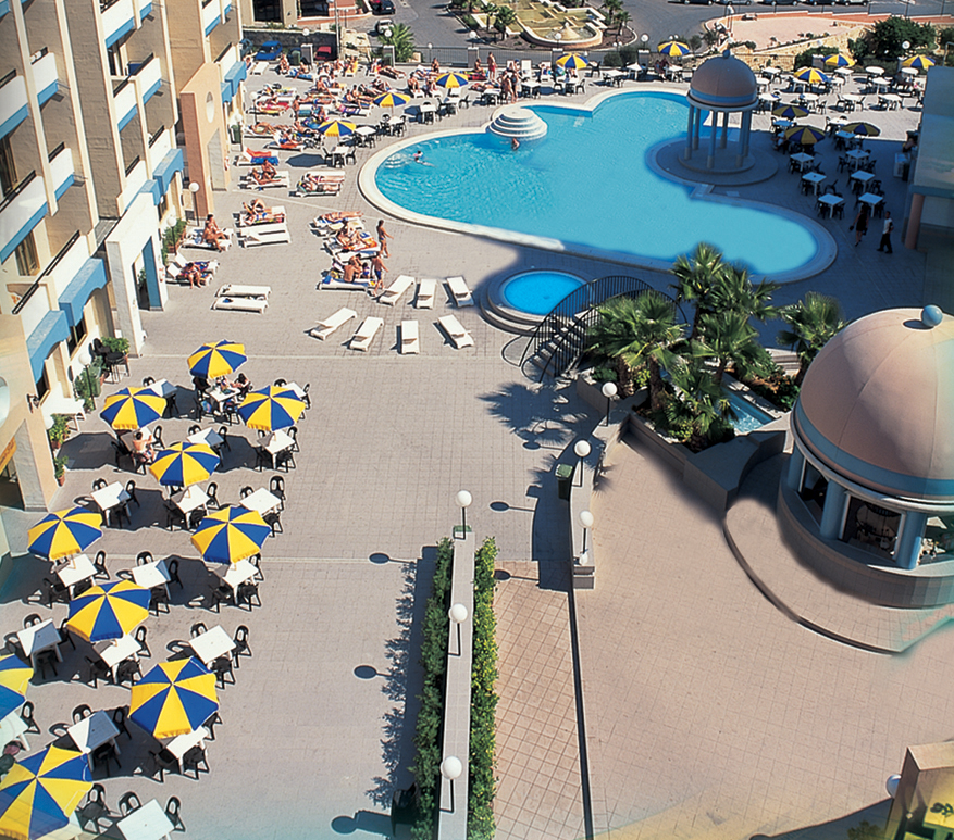 Blue Sea Hotel St. Georges Park Malta